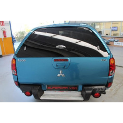 Rear glass for Hardtop Mitsubishi L200 OEM 2006-2009 MZ313655S3