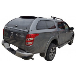 Hardtop CKT Deluxe for Mitsubishi L200 DC 2016-