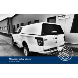 Hardtop Beltop Classic fur Mitsubishi Club Cab 2016+