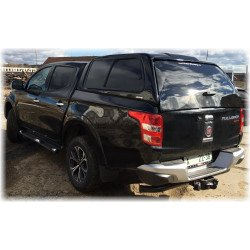 Hardtop CKT Windows II for Mitsubishi L200 2016- DC