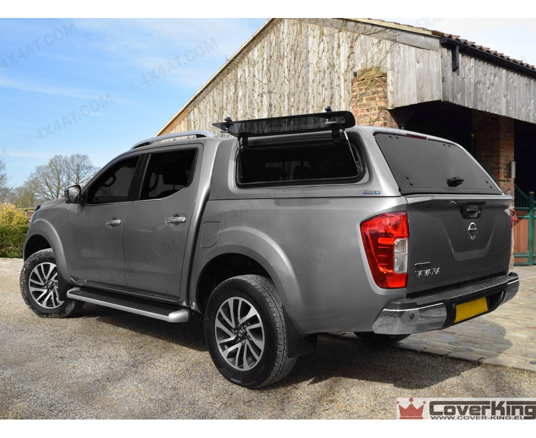 aeroklas hardtop nissan np300 navara dc 2016. Black Bedroom Furniture Sets. Home Design Ideas