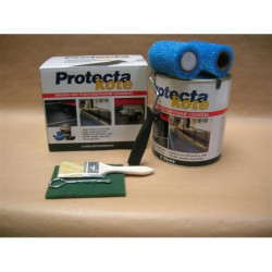 ProtectaKote Kit 4 litre - Black.