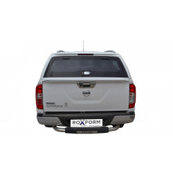 Rear Glass door for hardtop Roxform Delux for Nissan NP300 / Navara