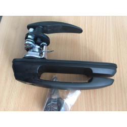 Rear locking handle SET with locks for HT Cover King Top Work I / Windows I
