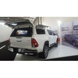 Hardtop Work Profi for Toyota Hilux Revo 2016+ DC