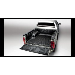 Bedliner overrail for Mitsubishi L200 long 2010 - 2015