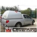 Hardtop Mitsubishi Triton Club cab model 840 Work Version white color