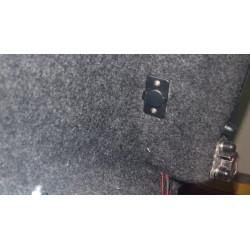 12V socket in hardtop