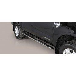 Boční nášlapy oválné - Ford Ranger 16-