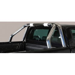 Nerezový rám korby design 76 mm - Ford Ranger 16-