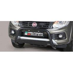 Přední ochranný rám průměr 63 mm - Fiat Fullback 16-