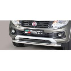 Přední ochranný rám průměr 76 mm - Fiat Fullback 16-