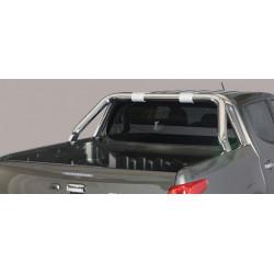 Nerezový rám korby design 76 mm - Fiat Fullback 16-