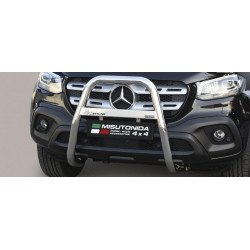 Přední ochranný rám vysoký průměr 63 mm - Mercedes X-class
