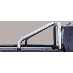 Nerezový rám korby single průměr 76 mm - Mercedes X-class