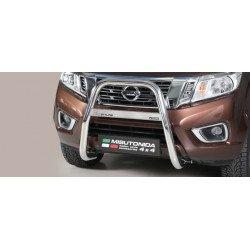 Přední ochranný rám vysoký průměr 63 mm - Nissan NP300 Navara
