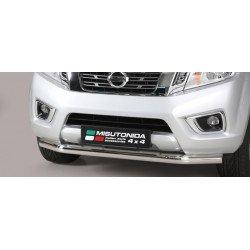 Přední ochranný rám průměr 76 mm - Nissan NP300 Navara