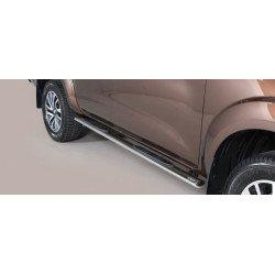 Boční nášlapy oválné - Nissan NP300 Navara