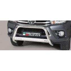 Přední ochranný rám průměr 63 mm - Toyota Hilux 16+