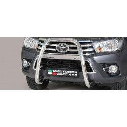 Přední ochranný rám vysoký průměr 63 mm - Toyota Hilux 16+