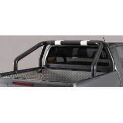 Nerezový rám korby single průměr 76 mm - Toyota Hilux 16+