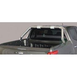 Nerezový rám korby design 76 mm - Toyota Hilux 16+