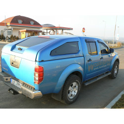 Orginal side steps for Nissan Navara D40