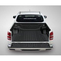 Bedliner underrail for Fiat Fullback CC 2016