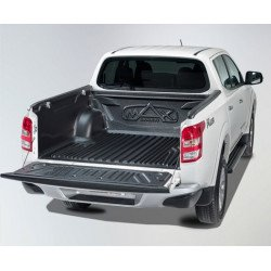 Bedliner overrail for Fiat Fullback CC 2016