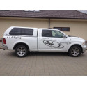 Hardtop CKT Wind II for Dodge RAM 1500 Quad Cab