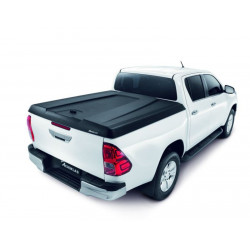 Aeroklas Speed cover, black grain ABS surface VW Amarok