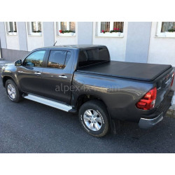 Alpex Hidden Snap Soft Cover - Toyota Hilux