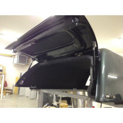 Fibreglass replacement door for Hardtop Carryboy S560 Ford Ranger 2012+ 25N FTD/FTC