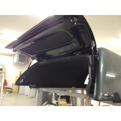 Vervanging van achterdeurlaminaat voor hardtop Carryboy S560 Ford Ranger 2012+ 25N FTD/FTC