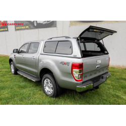 Rear glass for Hardtop Carryboy S560 Ford Ranger 2012+ 25N FTD/FTC