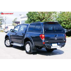 Rear glass for Hardtop Carryboy S560 Mitsubishi L200+ 25N CMTD/CMTC