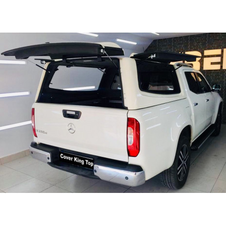 Hardtop Work Profi for Mercedes X - Class DC