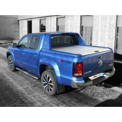 Mountain Top Aluminium Roll cover VW Amarok Aventura 2016- D/C