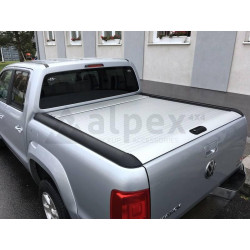 Mountain Top Aluminium Rolladen VW Amarok DC 2010-