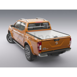 Mountain Top Aluminium Roll cover Nissan Navara NP300 2015- King Cab