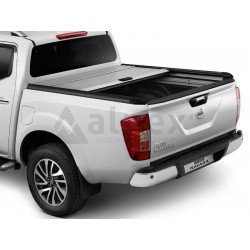 Mountain Top Aluminium Roll cover Nissan Navara NP300 2015- D/C