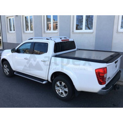 Mountain Top 2 Aluminium cover Nissan NP300 DC