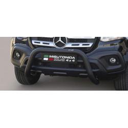 Přední ochranný rám průměr 76 mm - Mercedes X-class EC/SB/428/PL