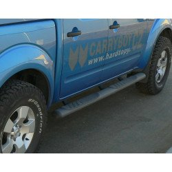 Orginal side steps for Nissan Navara D40 used