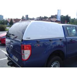nadbudowa Hardtop Ford Ranger CKT Work II fleet 2019+ DC
