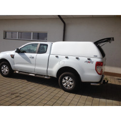 Hardtop CKT Work II for Ford Ranger 2019+ Super Cab