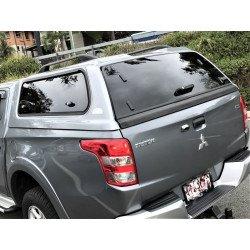 Hardtop Mitsubishi L200 -Maxtop MX3 Lift - double cab 2016-