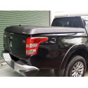 Aeroklas Speed cover, black grain ABS surface Mitsubishi L200 DC