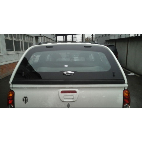 Rear glass for hardtop Mitsubishi L200 OEM 2009+ MaxTop MZ314279S2