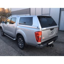 Hardtop Work Profi for Nissan Navara DC